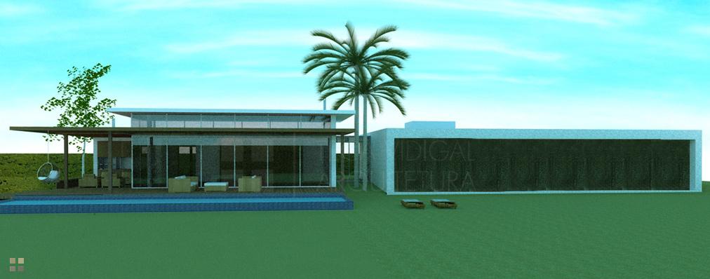 TecaVidigal arquitetura ©